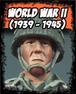 World War II 54mm - Andrea Miniatures