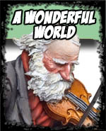 A Wonderful World 54mm - Andrea Miniatures