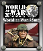 World at War 20th Century 75mm - Scale75