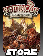 Zombicide: Black Plague Store