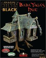 Baba Yaga's Hut Deluxe Box Set - Bones Black (x1 fig)