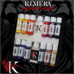 Complete Set of Kimera Kolor Paints - Kimera Kolors (x14 bottles)