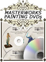 Masterworks Painting DVDs - Dark Sword