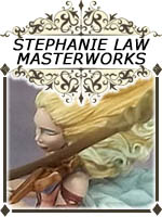 Stephanie Law Masterworks - Dark Sword RPG Miniatures