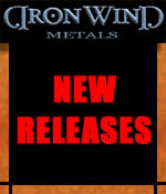 New Releases - Iron Wind Metals