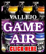 Vallejo Game Air Paints!