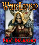 Warlord New Releases
